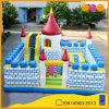 Cidade inflável do divertimento do castelo do preço de fábrica (AQ13160)