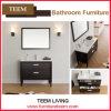 Teem Yb-1101shz Mobilier de salle de bain moderne Salle de douche Cabinet Vanité de salle de bain
