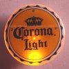 Runde LED Flashing Brooch mit Logo Printed (3161)