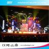 Vollkommener Peformance P6.25 Innen-HD farbenreicher LED Mietbildschirm für Selbsterscheinen