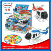 Конфета игрушки вертолета космоса плоскости игрушки летания