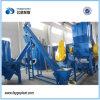 Zhangjiagang bouteille Pet Ligne de recyclage de séchage de lavage de broyage