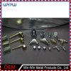 Raccord en laiton CNC Usinage de pièces personnalisé de haute précision