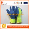 Ddsafety 2017 a coupé le latex résistant de bleu de gant