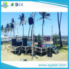 Jobstepps des Stadiums-Installationssatz-/Stadium/Revostage Portable-Stadium