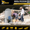 Explotación minera al por mayor que procesa la fábrica del centrífugo del oro del equipo de la concentración