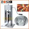 2L roestvrij staal Vertical Sausage Filler (bos-TV2L)