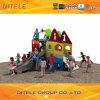 Équipement extérieur de cour de jeu de glissière d'oiseau d'enfants (PE-01601)