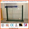 Rete fissa d'acciaio saldata rivestita di plastica della rete metallica di sicurezza