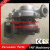 掘削機のエンジン部分J08e Turbochager
