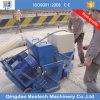 Horizontale bewegliche Straßen-Granaliengebläse-Maschine