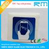 Regrabables pasiva Ntag213, Ntag215, Ntag216 NFC RFID Etiqueta