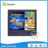 USB SDのカード(MW-203AAS)を持つ表示プレーヤーを広告する20.1インチLCD