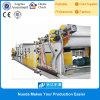 Máquina de bastidor realzada LDPE/LLDPE/HDPE/PP caliente de la película de la venta