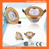 5W 12W 20W de ahorro de energía LED Downlight