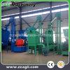 Linha de produção de madeira completa da pelota da máquina verde da peletização da biomassa da energia