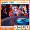 HD P2.84 a todo color que hace publicidad de la visualización de LED de interior