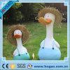 Due Cute Ducks sul giardino Decoration di Lawn Best