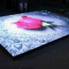 El RGB Dance Floor video puede ser Dance Floor programado LED  Azulejo a todo color del vídeo de la danza 3in1