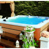 Different SizesのSaleの熱いセリウムSPA Outdoor Jacuzzi