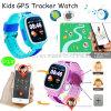 Dreifache in Position bringenkinder GPS-Verfolger-Uhr mit buntem Bildschirm (D15)