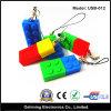 Azionamento dell'istantaneo del USB di stile del giocattolo del cubo del mini Rubik (USB-012)