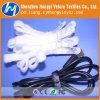 カスタマイズされた再使用可能な着色されたホックおよびループ・ケーブルまたは有線結着