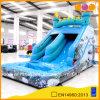Grande Sea Fort Inflatable Water Slide per Kid (AQ1081)