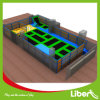 Conception et planification de parc de trampoline pour enfants à grande taille