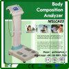 Analizador de la salud del cuerpo, analizador de composición del cuerpo, analizador Mslca03 del cuerpo