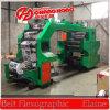 (Correa de transmisión) de alta velocidad de 6 colores de impresión flexográfica Máquina (CJ886)