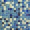 Colore blu di mosaico di colore della miscela dell'oro di vetro delle mattonelle (MC215)