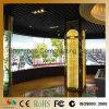 Visualización publicitaria video a todo color de interior LED de la fabricación P3 HD