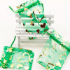 Мешки вспомогательного оборудования искусствоа ногтя Silk для пакета украшения магазина (M02)