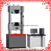 Computergesteuerte elektrohydraulisches Servoallgemeinhindehnfestigkeit-Prüfungs-Maschine für Metall