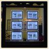Il doppio caldo di vendita ha parteggiato casella chiara di cristallo d'attaccatura (A3)