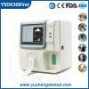 Высокая Multi-Parameter квалифицированного медицинского оборудования гематологии животных Analyzer
