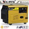 Air-Cooled Silent тип дизельный генератор (DG4500SE3)