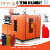 Automatisches HDPE pp. Flaschen-Strangpresßling-Blasformen/formenmaschinerie