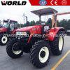 De nieuwe Tractoren van de Wereld 4WD 100HP van de Tractoren van het Wiel van de Aankomst voor Verkoop