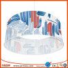 Impresión colgante redonda desmontable de la bandera del techo del nuevo diseño libre