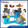 China flotante tipo húmedo los peces se alimentan de precio de la máquina