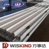Wiskind ha prefabbricato il piatto d'acciaio della parete per montaggio d'acciaio Australia