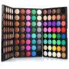 120 colores de polvo de cosméticos Eyeshadow Palette Set de Maquillaje mate