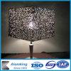 La decoración del hogar Material de espuma de aluminio