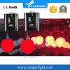 Mini LEIDENE van de Decoratie van het Stadium van het huwelijk LEIDENE van de Projector Kinetische Lichte Opheffende Bal van China