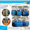 O lubrificante do HDPE da única estação rufa a máquina de molde plástica do sopro