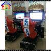 coche de competición superado LCD del parque de atracciones de la máquina de 32  juegos de arcada