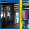 Ion del color del acero inoxidable/máquina de oro grandes de la vacuometalización