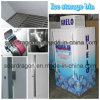Armazenamento de gelo 420L para uso externo